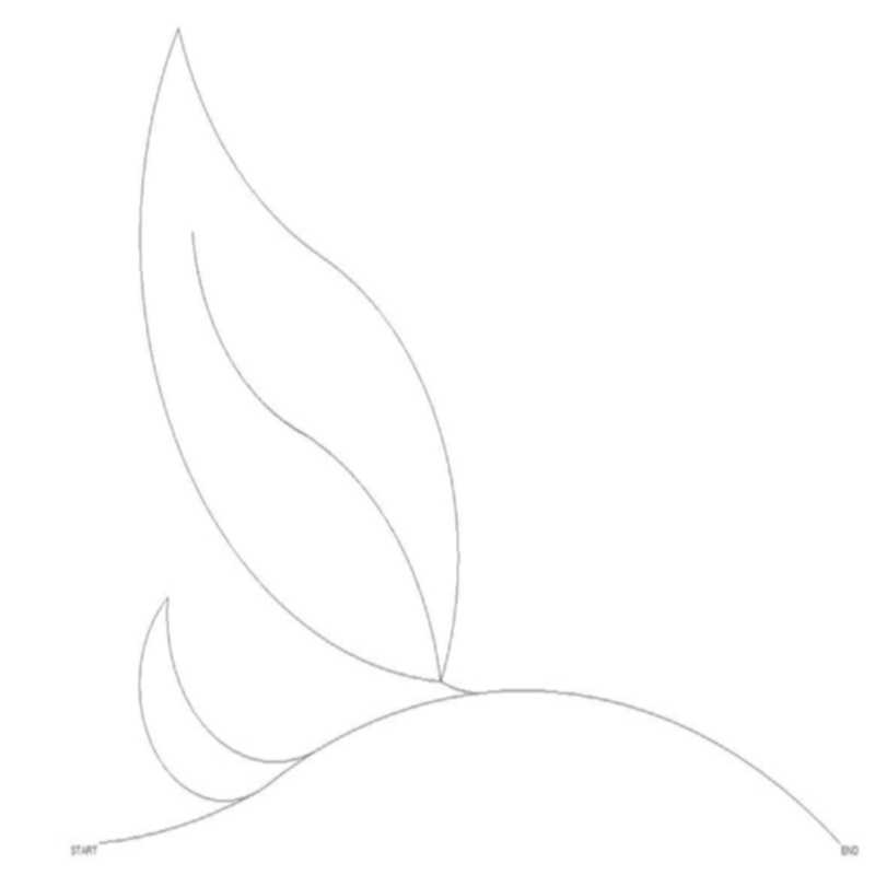 Chers Leaf Triangle_small_p2p-L01221