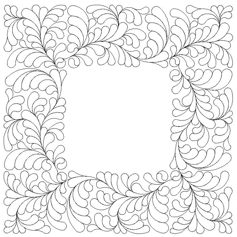 Feather_border and corner_4-L00689