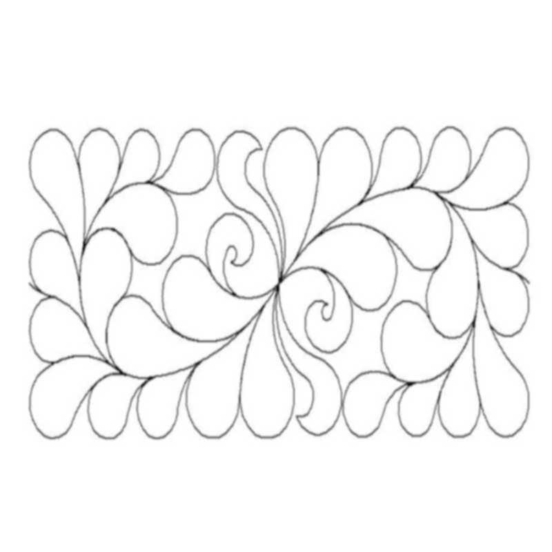 Feather Swirl Sash_2-L00498