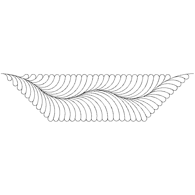 Feather Trapezoid 6-L01123
