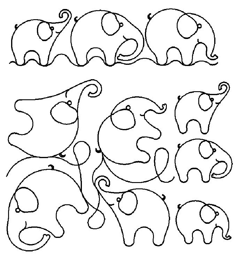 Judies Elephants-L00814