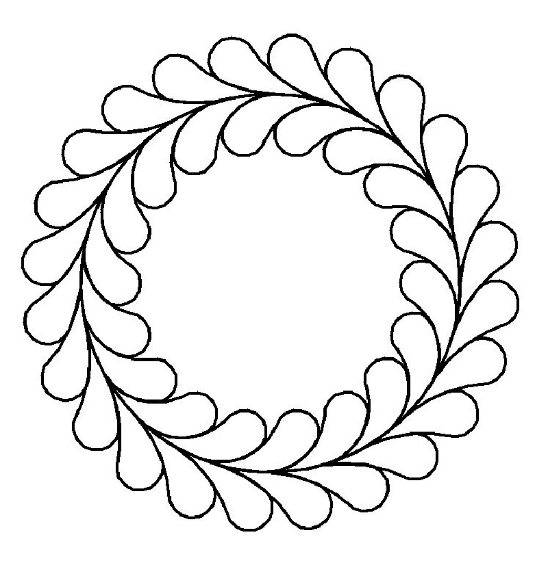 Ruths Wreath-L00294*