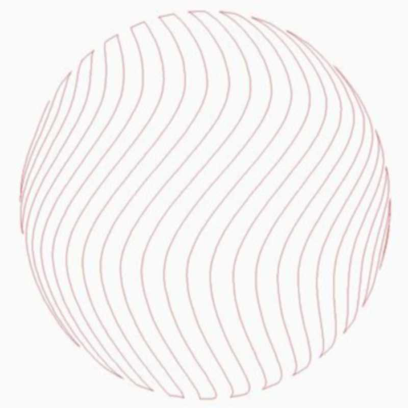 Sphere_Crosshatch Wave Vertical Lines wo Outside Circle 00040dc *