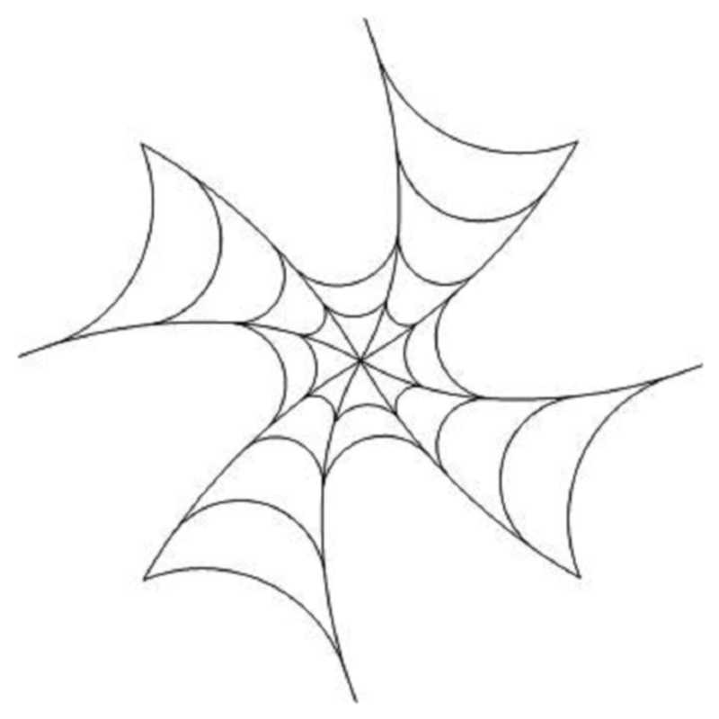 Twister Spider Web-L01698*